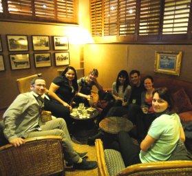 Keystone 2011 in Monterey, CA: Ahilya & conference friends