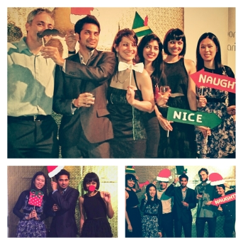 GCRC Holiday Party 2014!