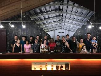 """""""RNA as a Guide"""" Barbados 2017 - Rum tasting!"""