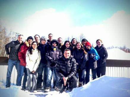 Simard-Duchaine Retreat 2015
