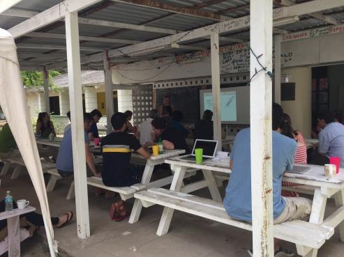 """RNA as a Guide"" Barbados 2017."
